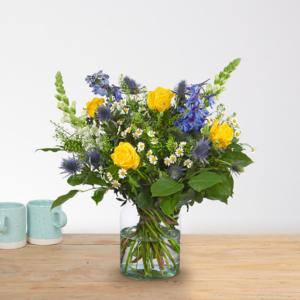 Boeket-Emi-Medium-Bloemen-Boekelo-Enschede-Bloemist-Haaksbergen-www.fleuranthus.nl-Online-bloemen-bestellen