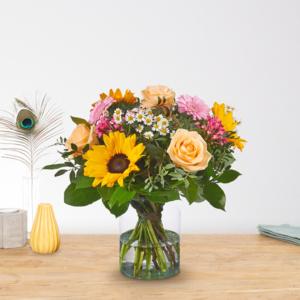 Boeket-Gigi-Middel-Online-bloemen-bestellen-en-bezorgen-Enschede-Hengelo-Haaksbergen-Boekelo