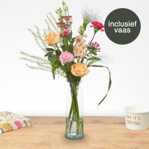 Boeket-Inge-Middel-Online-bloemen-bestellen-Enschede-bloemen-Bezorgen-Boekelo-Bloemenwinkels-in-Enschede
