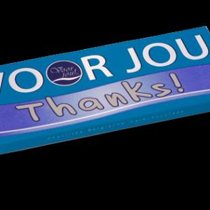 Voor Jou Chocolade Thanks